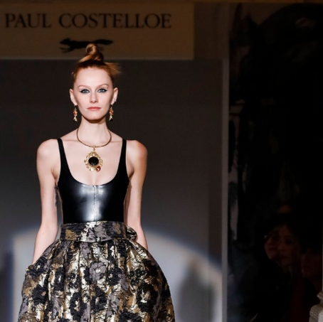 London Fashion Week: Paul Costelloe A/W19