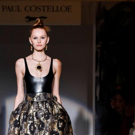 London Fashion Week: Paul Costelloe A/W19