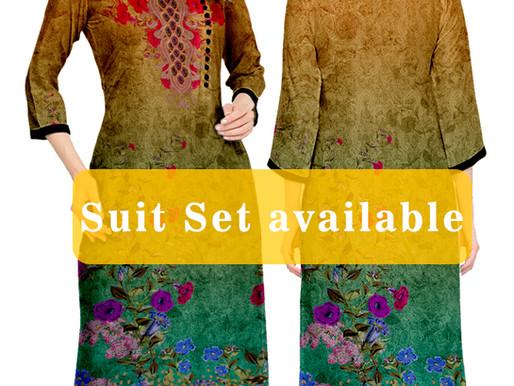 Suit Set available