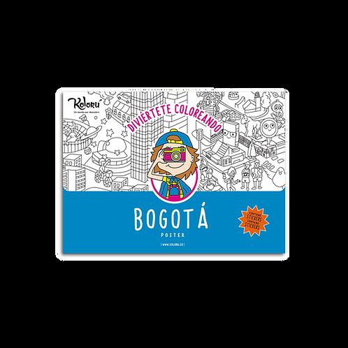Bogota Poster