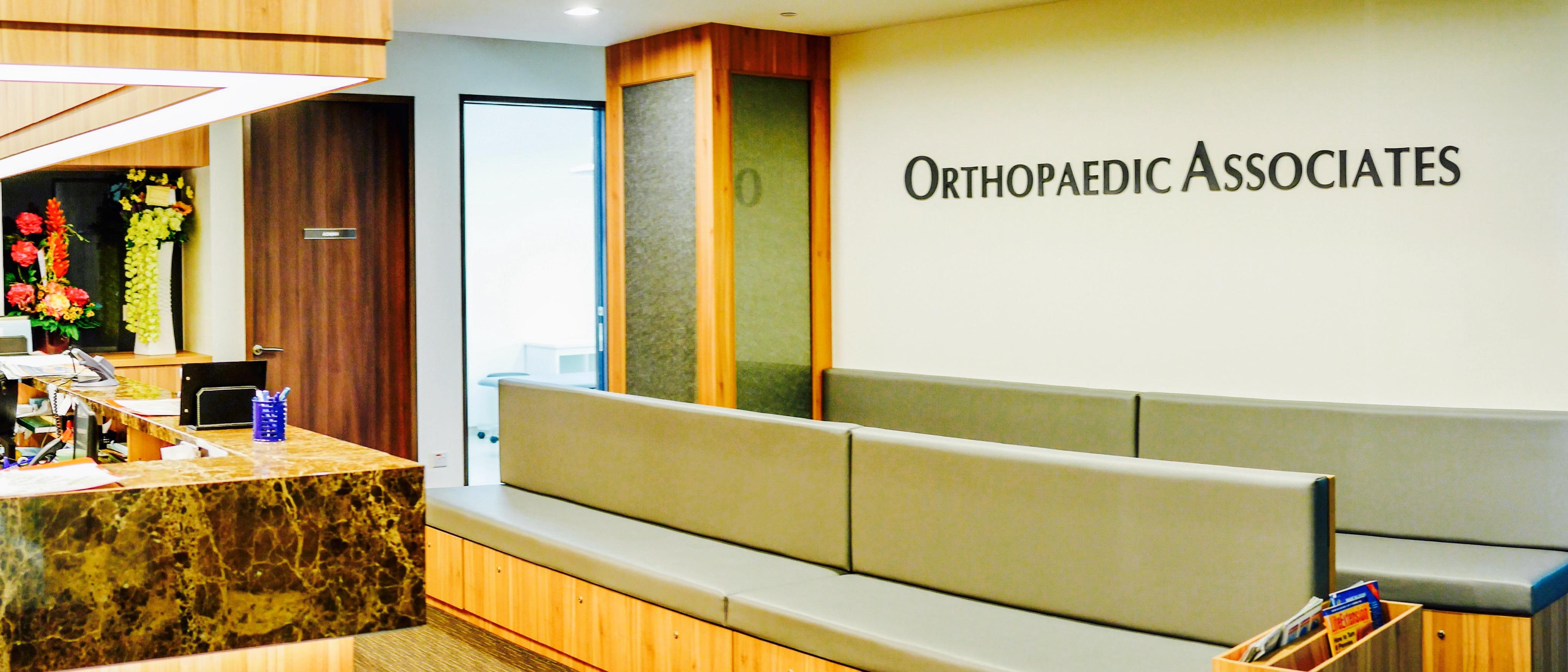 About Orthopaedic Associates Singapore