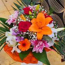 bouquets variados desde 25€