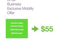 SBS Mobility Offer 商业手机计划