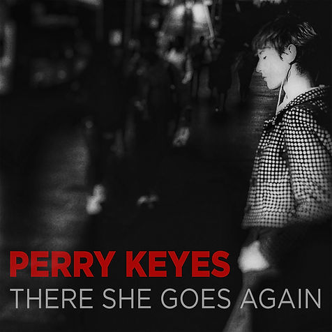 There She Goes Again singles cover JPG2.