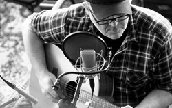 Recording at Spencer
