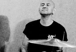 On drums ... Lloyd G