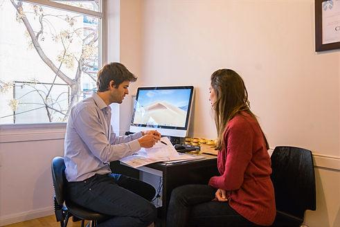 Informe Quiropractico - Quiropractic Qgat