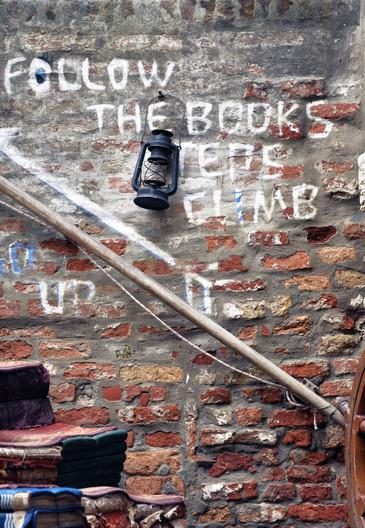 Follow the books