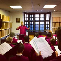 Leeds Cathedral Choir
