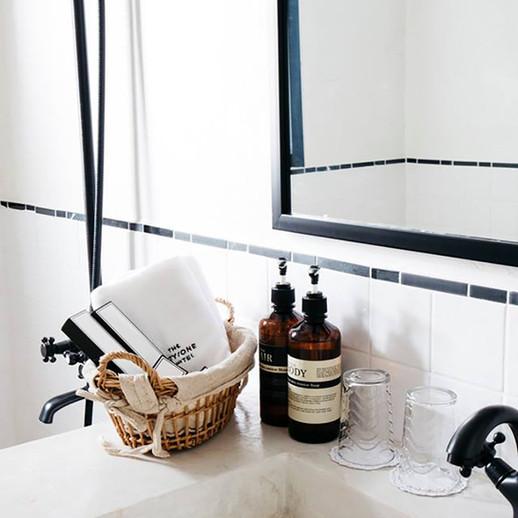 Customized Shampoo and showergel