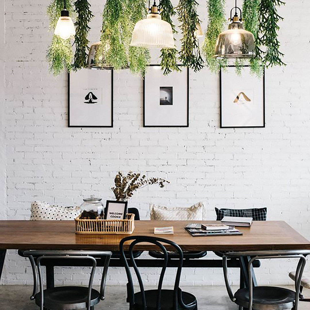 Co-working space Lobby