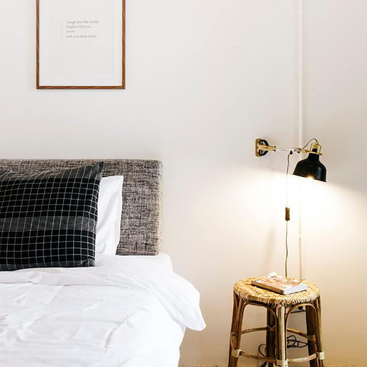 Cosy room to start your morning with great energy