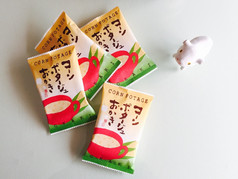 草加葵「コーンポタージュおかき」