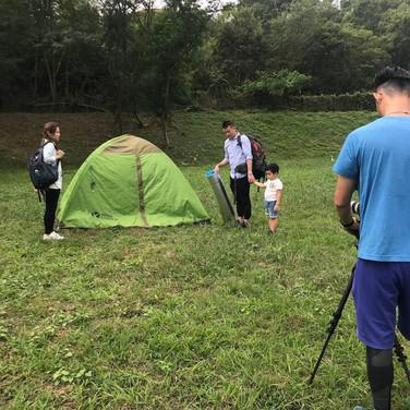Gogo Van x Car camping