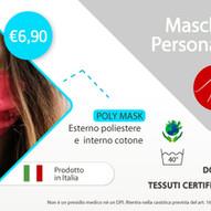 Mascherina €6,90