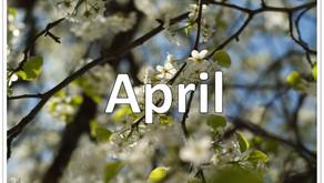 The Living List: April 2018