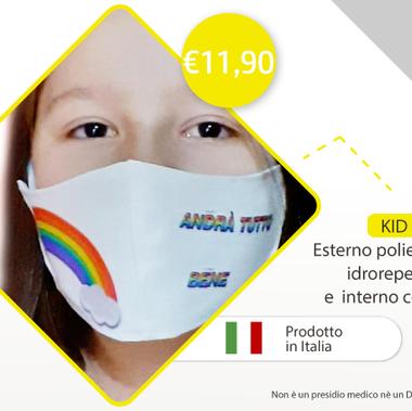 Kid Mask €11,90