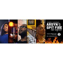 Arsyn Spit Fire Mic Nights