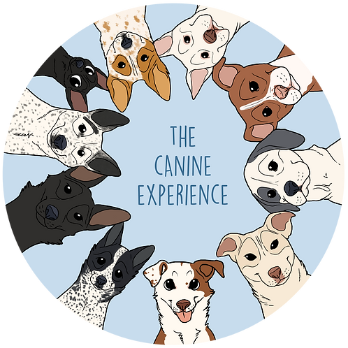 The Canine Experience Pack Sticker