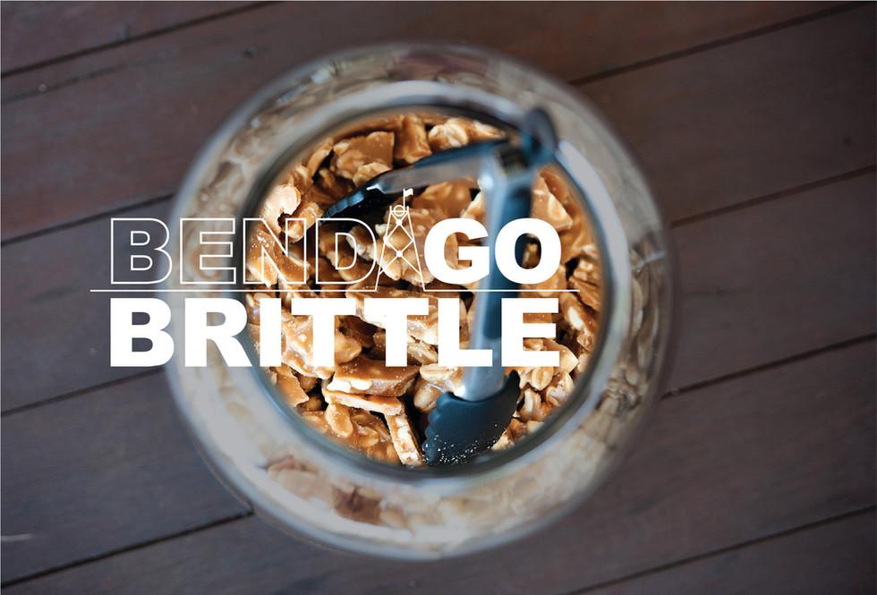 Bendigo Brittle Branding