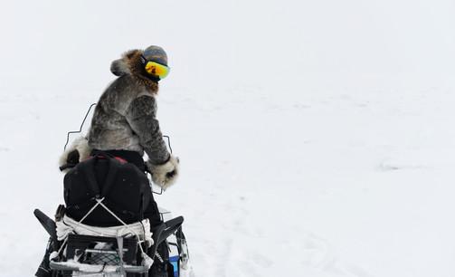 On Location in Nunavut