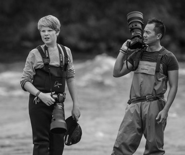 200mm f2 party with Cam Yarrow