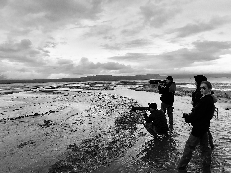 Shooting with maestro David Yarrow