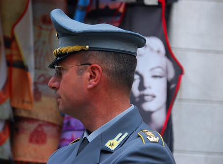 A federalização de crimes militares