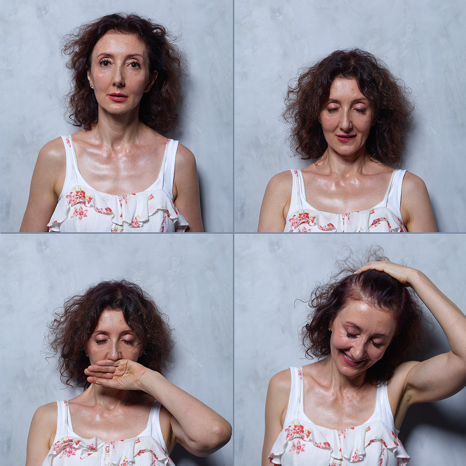 BREAKING DOWN THE BARRIERS OF FEMALE SEXUAL WELL-BEING Photographer,  Alberti, captures facial expressions of women having orgasms