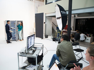 Making of - Samsung