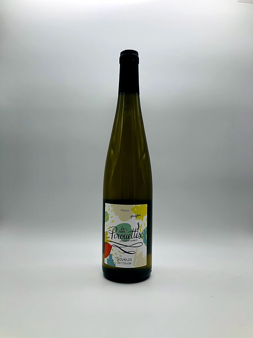 2017 Les Vins Pirouettes Saveurs de Claude