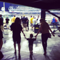 Instagram - went to take a picture of this little boy for MLB and he reached up and grabbed my hand