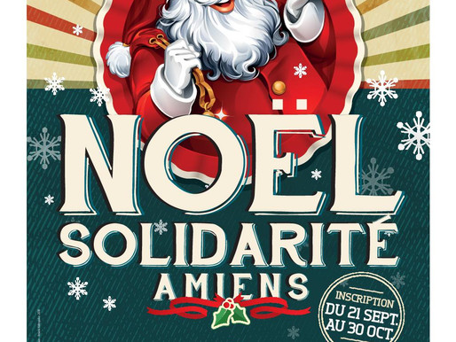 Inscriptions Noël Solidarité 2020