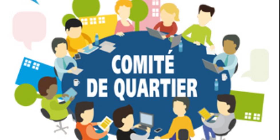 Assemblée générale : Comité de quartier Amiens Sud-Est !