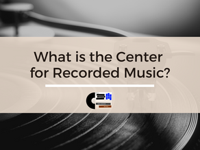 What is the Center For Recorded Music?