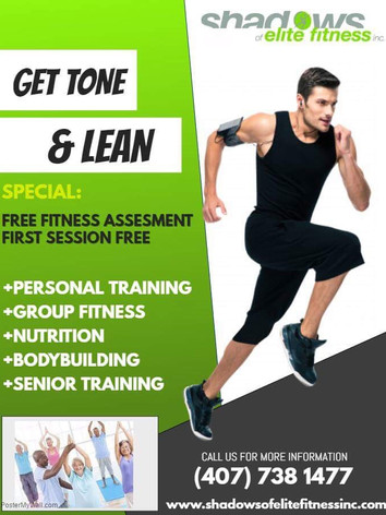 Get Tone & Lean