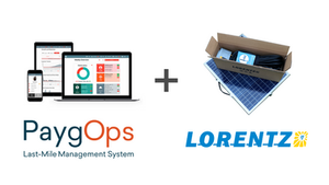 Lorentz submerges into Paygo functionalities with PaygOps
