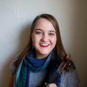Megan Sullivan, Violin