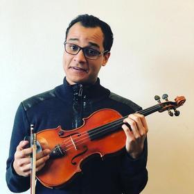 Jose Ramirez, Violin