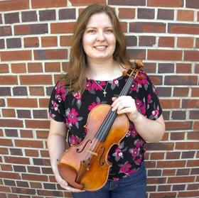 Ashtin Johnson, Violin