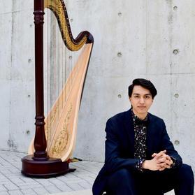 Juan Riveros, Harp