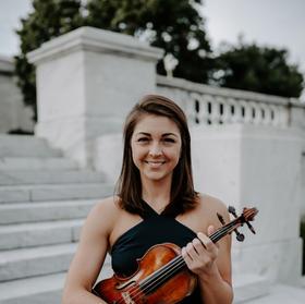 Liz Kitts, Violin