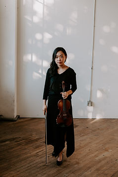 Yejee Kim violin Cleveland string quartet