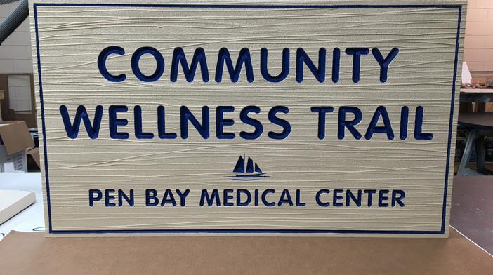 Community Wellness Trail-Pen Bay Medical Center, ME