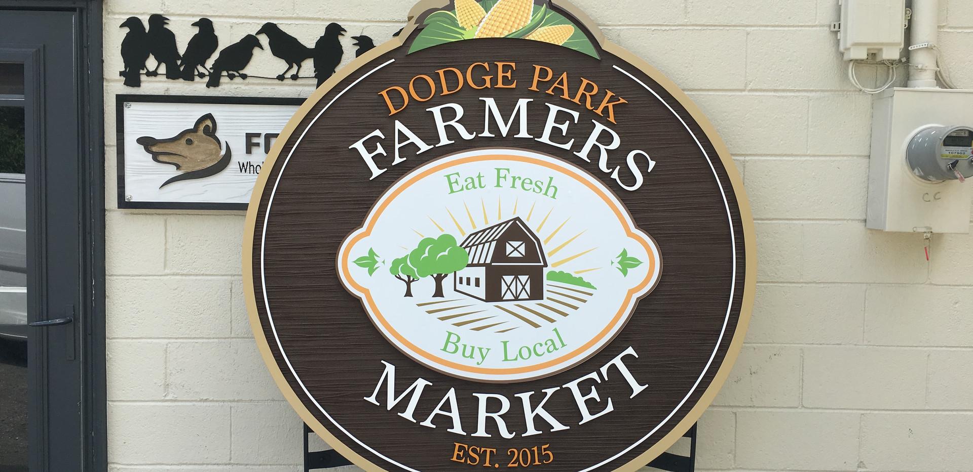 Dodge Park Farmers Market, MI