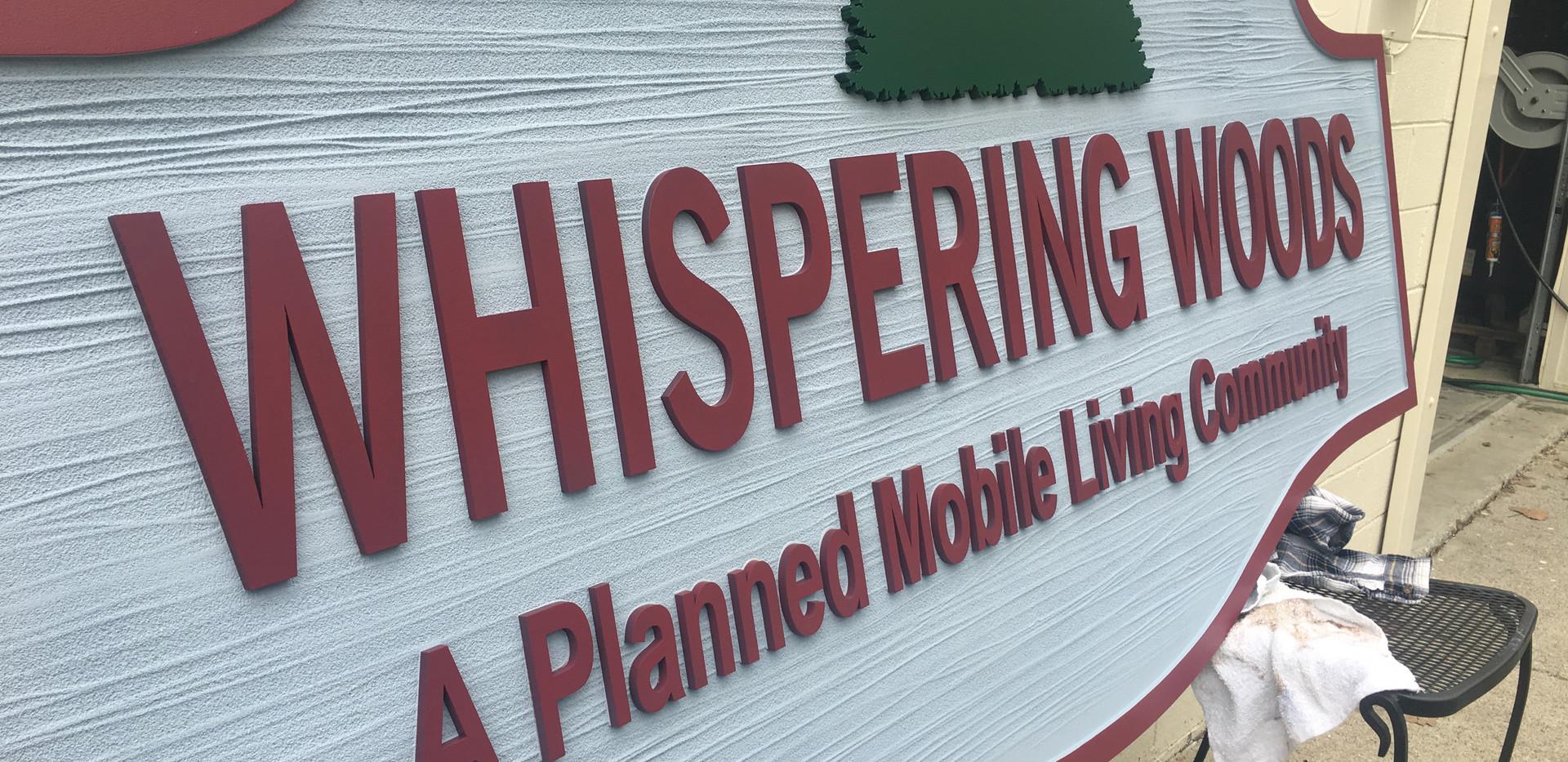 Whispering Woods, GA