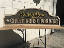 Stoney Rest Guest House Parking