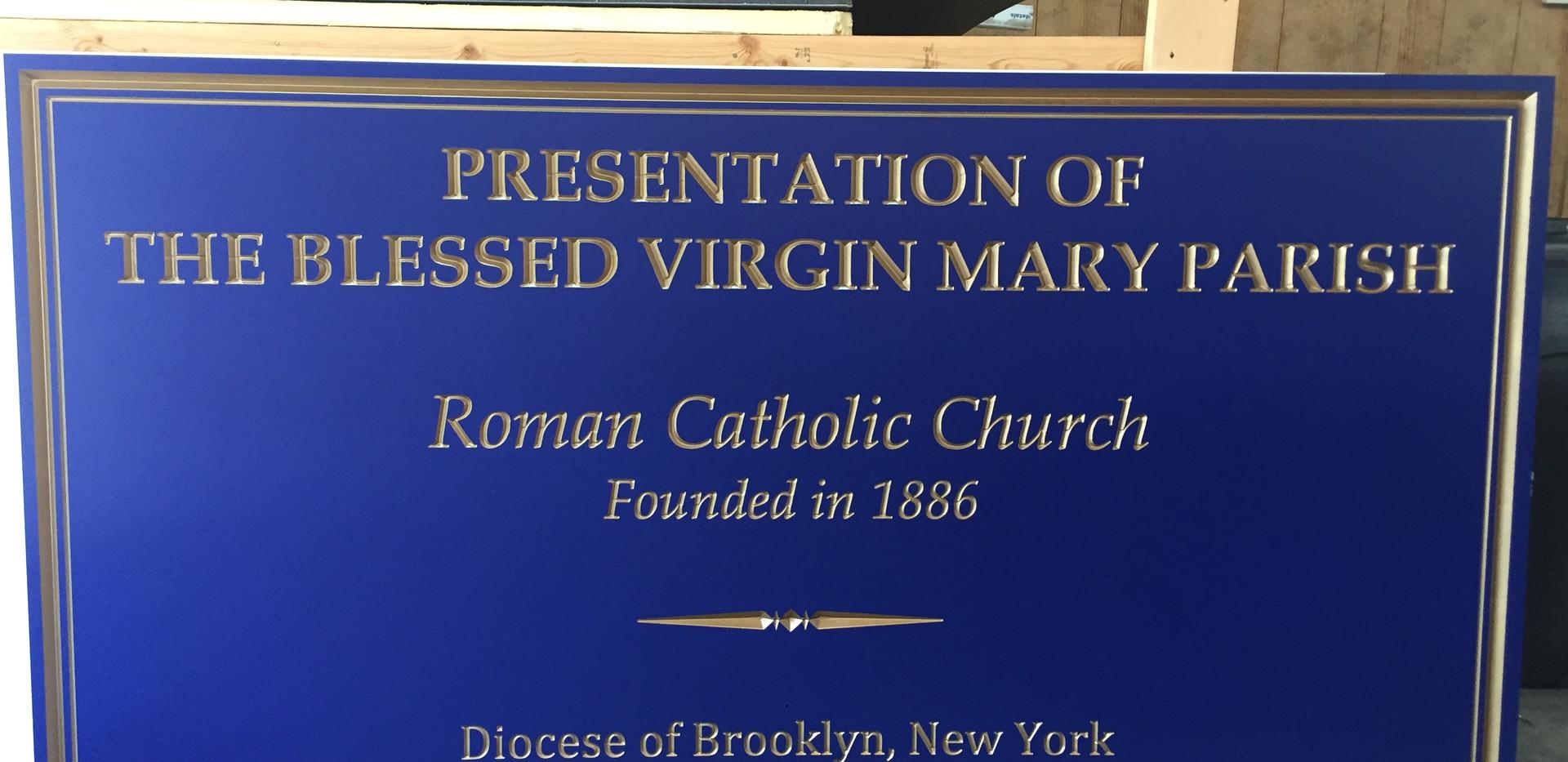 The Blessed Virgin Mary Parish, NY