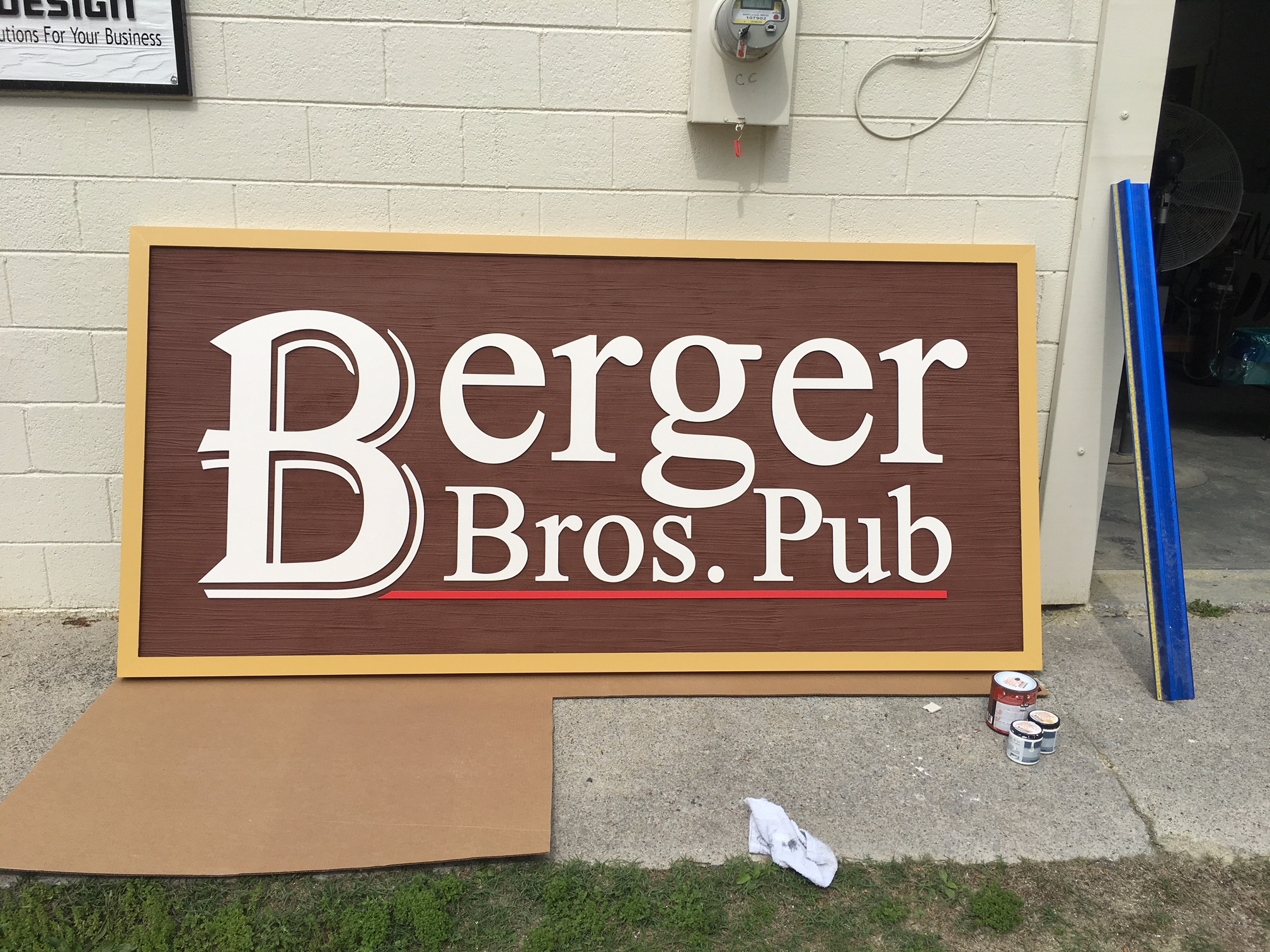Berger Bros. Pub