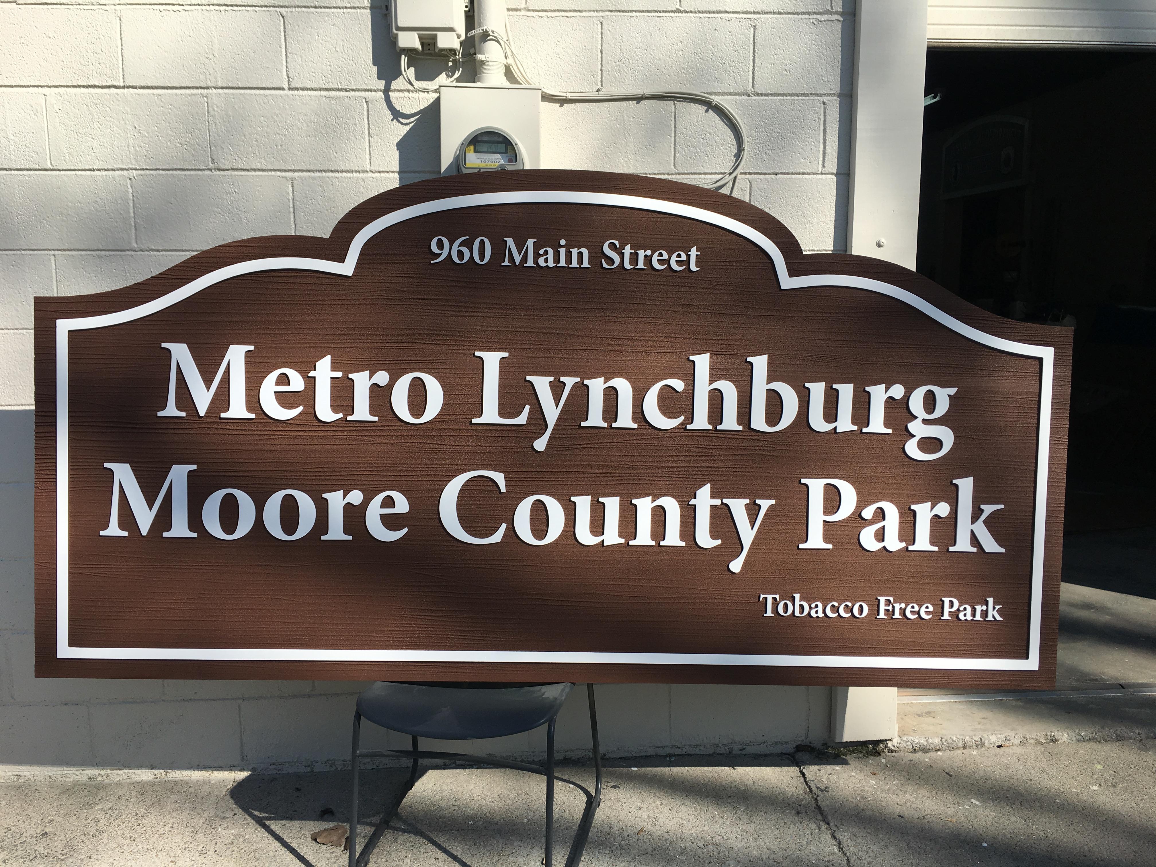 Metro Lynchburg Moore County Park
